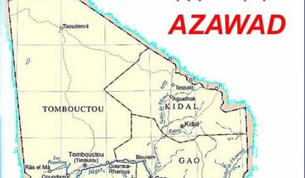 L'Azawad.
