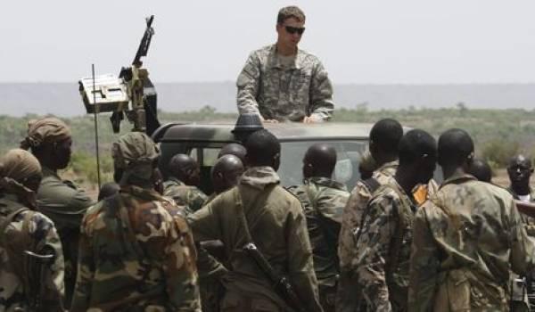 Les forces spéciales américaines étaient présentes en 2010 pour former l'armée malienne.