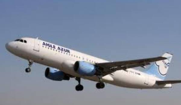 La compagnie Aigle Azur a porté plainte contre Aït Mokhtar et Mohand Berrache.