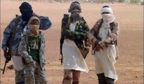 Les groupes islamistes contrôlent la région de l'Azawad depuis le printemps.