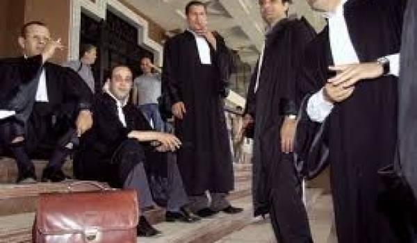Pouruoi la corporation des avocats à Sidi Bel Abbès se fouvoie-t-elle dans des considérations religieuses ?