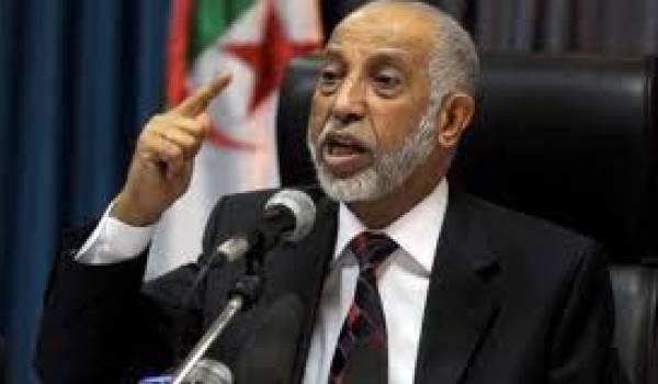 Belkhadem a repris le contrôle sur le parti à Oran