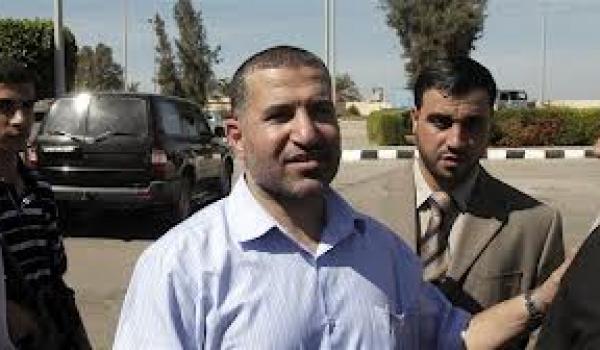 Ahmed Jaabari, chef militaire du Hamas.