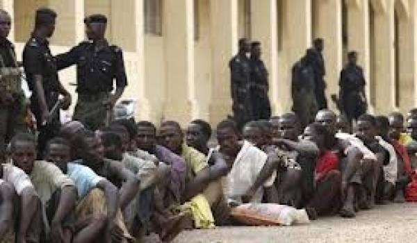Maiduguri est investie par l'armée depuis quelques jours.