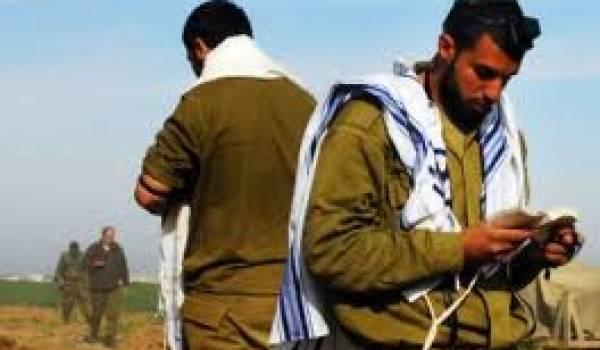 Rabins extrémistes et soldats ne font qu'un en Israël.