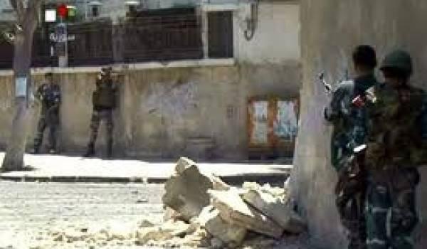 Attentats, accrochages se multiplent à Damas, à Alep et Hama.
