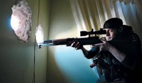 Combats acharnés la nuit dernière dans certains quartiers de Damas.
