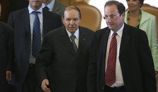 Bouteflika et Hollande seront à Tlemcen.