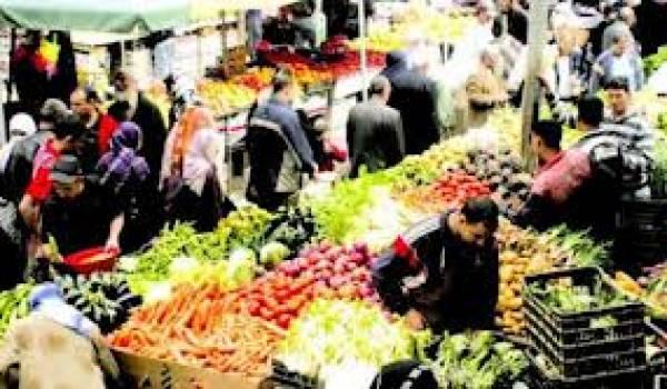 70% des ménages algériens consacrent plus de 80% de leur modeste revenu à ces produits.