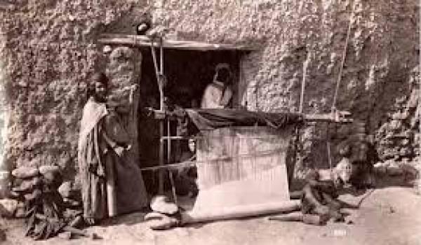 Le tissage, un art qui remonte loin dans le temps en Algérie.