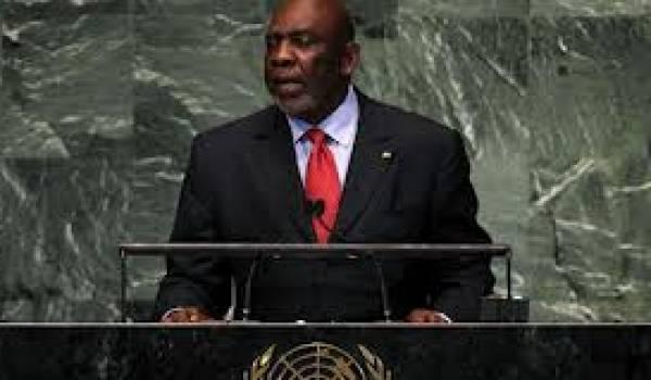 Le Premier ministre malien Cheik Modibo Diarra
