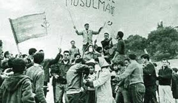 Le 11 décembre, le peuple a décidé d'être l'acteur de la révolte.