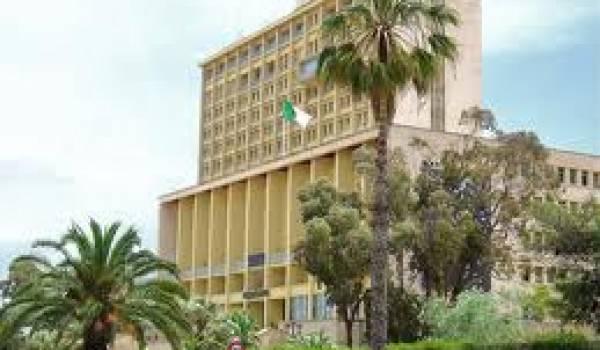 Oran, siège de la wilaya.