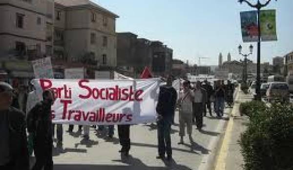 Le PST se dresse contre les menées du wali de Béjaïa.