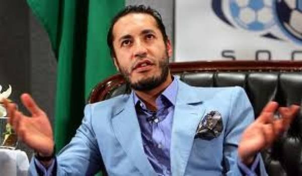 La Libye veut l'extradition de Saadi Kadhafi.