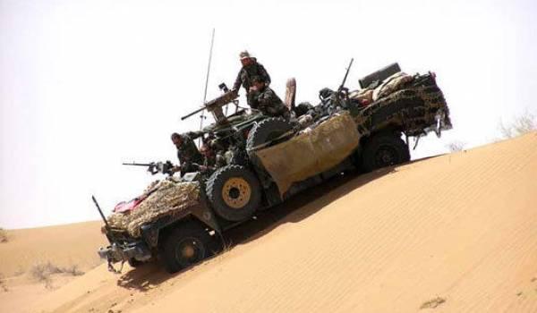 Les forces spéciales françaises appuyeront le contingent africain.