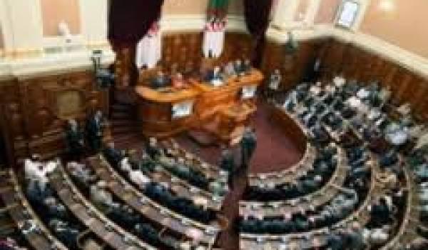Oran a son représentant au Sénat.