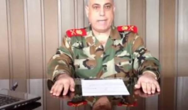 Le général Challal démissionne.