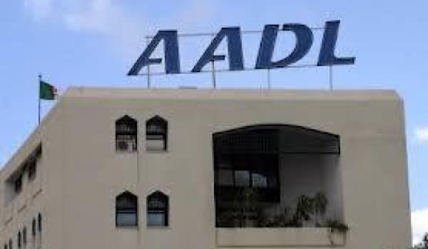 L' AADL veut relancer les souscripteurs des programmes de location vente de 2001/2002