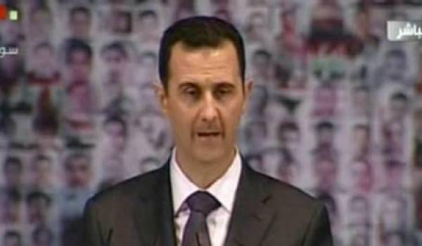Al Assad continue à ignorer la terrible réalité des Syriens.