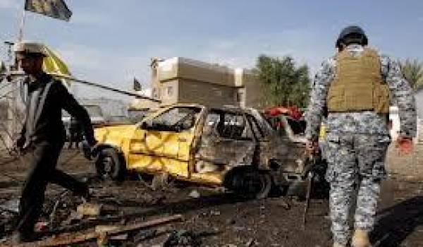 L'attentat a fait sept morts des des blessés.