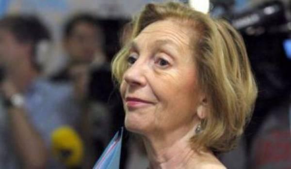 Nicole Bricq, ministre du commerce français.