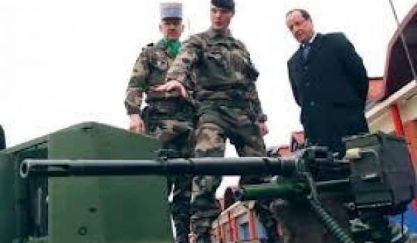 Otawa reste prudent sur l'engagement français au Mali.