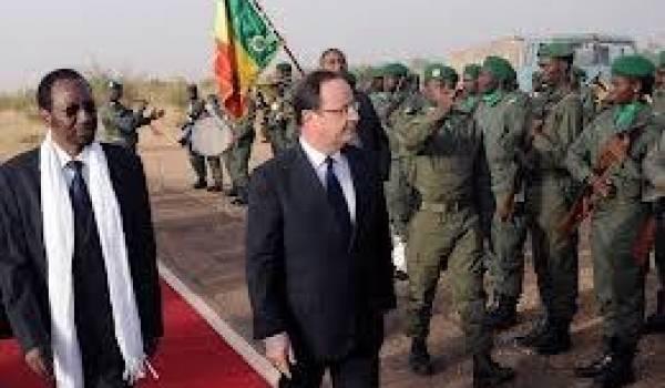 François Hollande se doit d'imposer un processus politique incluant le MNLA