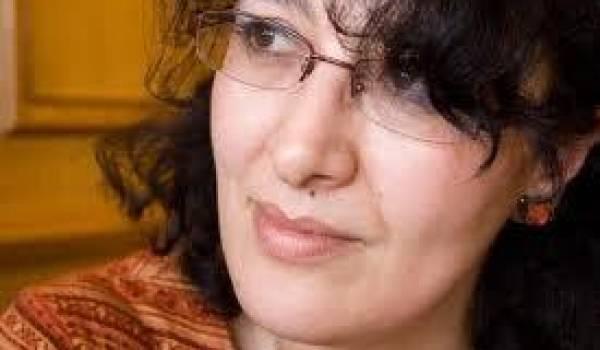 Malika Matoub, la présidente.