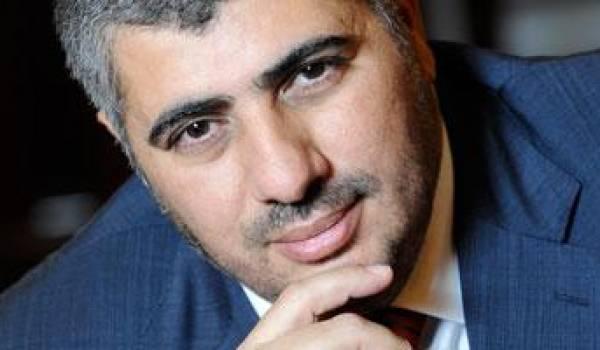 Mohamed Laid Benamor, patron du groupe.