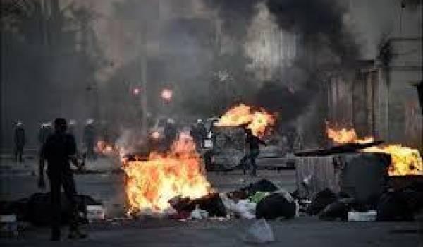 Depuis deux ans le Bahreïn est secoué par des heurts violents