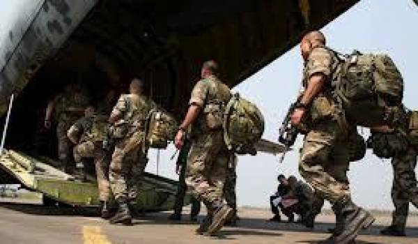 Les forces françaises quitteraient le Mali dès le printemps.
