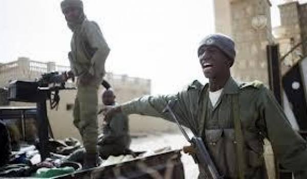 """Les ONG parlent de """"graves abus""""de la part des soldats maliens."""