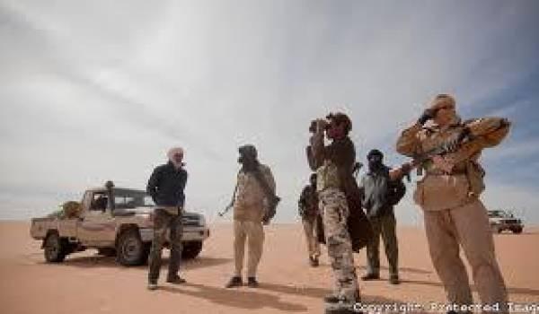 Les combattants du MNLA sont de redoutables connaisseurs de l'Azawad.