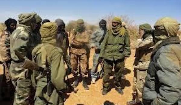 Les Touareg du MNLA avancent leurs pions dans l'Azawad.