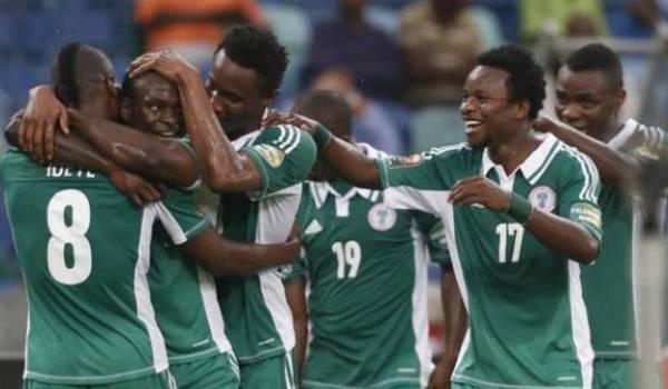 Le nigeria vainqueur de la 29e coupe d 39 afrique des nations actualit - Vainqueur coupe d afrique ...