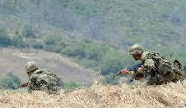 Des militaires en opération.