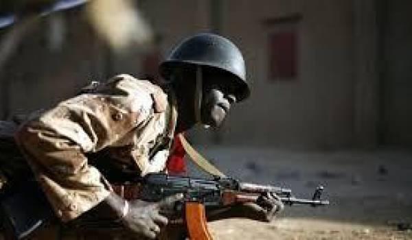 L'armée malienne a subi une attaque du Mujao