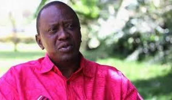 Uhuru Kenyatta donné vainqueur.