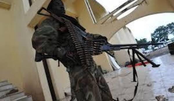 La capitale est pillée malgré la présence des hommes du Séléka.