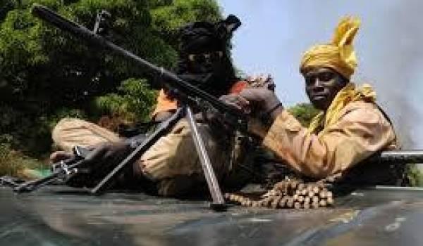 La coalition Séléka est à Bangui.