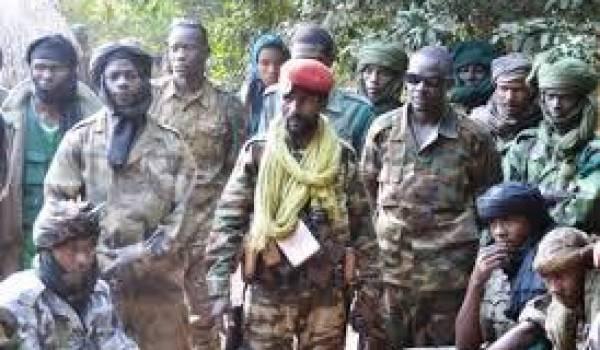 Le Séléka retient une mission de paix composée de ministres