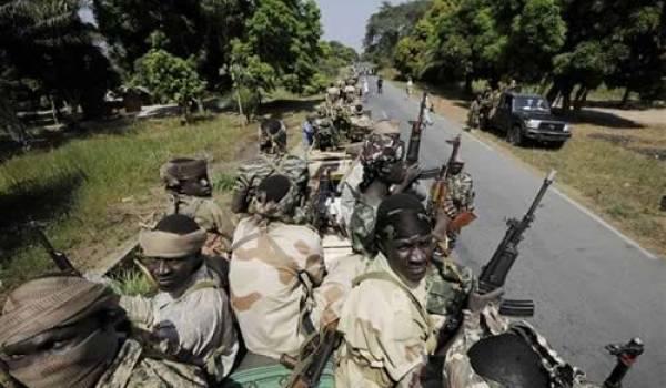 Le mouvement Séléka avance vers la capitale centrafricaine.