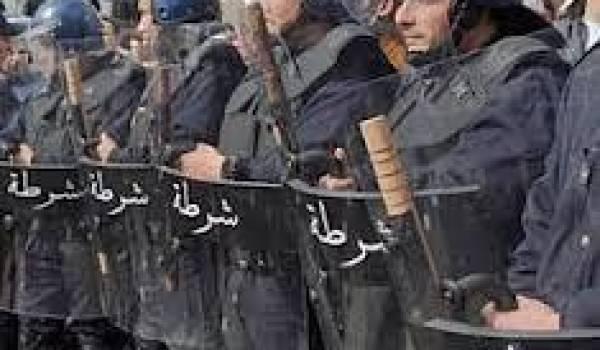 Les services de sécurité ont procédé à de nombreuses arrestations dimanche à Tizi Ouzou