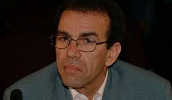 Ahmed Aassid, membre de l'observatoire amazigh des droits de l'homme.