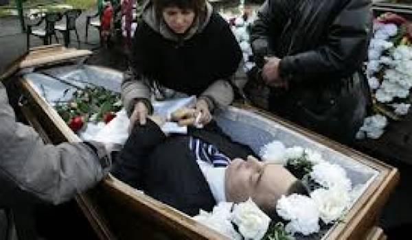 Le juriste russe Sergueï Magnitski est mort en prison après avoir été torturé.