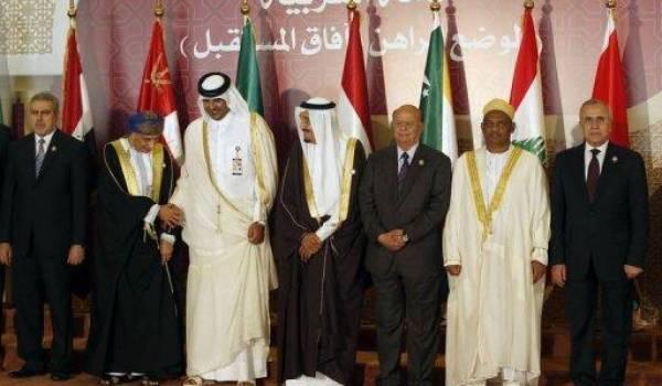 Les pays du monde arabe se disputent continuellement, voire se haïssent.