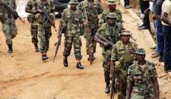 L'armée nigeriane s'est vengée sur la population.