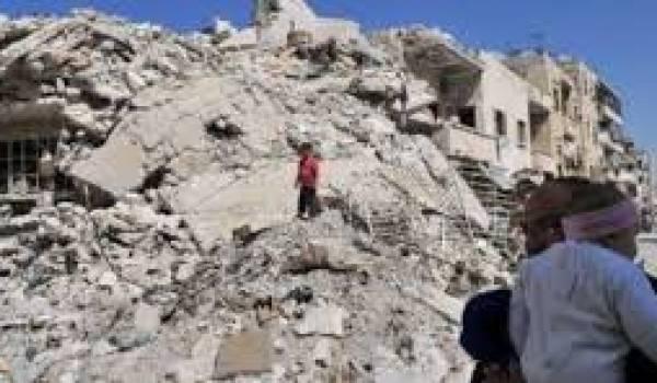 Aveuglée, l'armée du régime syrien fait feu de tout bois.
