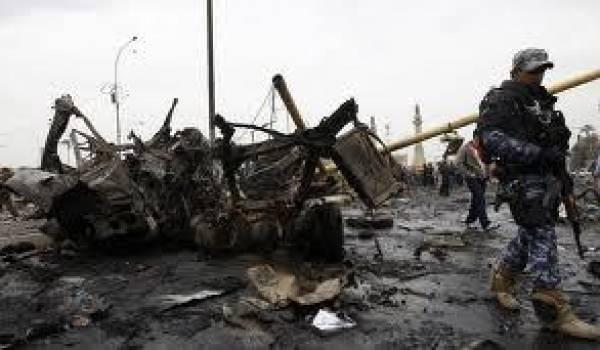 La situation est encore dangeureuse à Bagdad.